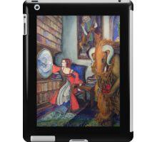 The Past Intrudes iPad Case/Skin