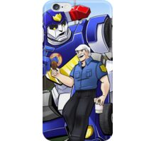 Chase and Chief Burns iPhone Case/Skin