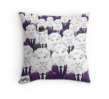 Lion's Share Throw Pillow