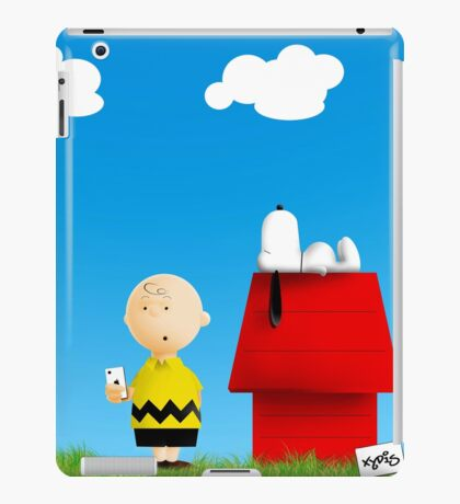 #peanuts iPad Case/Skin