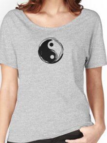 Yin Yang Symbol | Namaste Women's Relaxed Fit T-Shirt