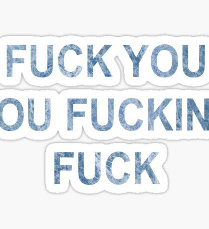 Lip T-shirt Sticker
