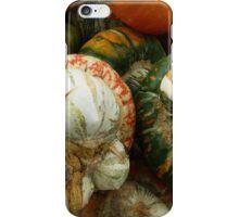 Turks Caps Gourd iPhone Case/Skin