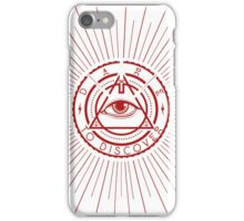 Dare To Discover iPhone Case/Skin