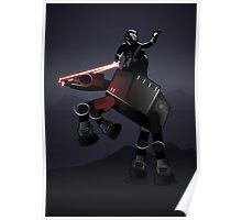 Moonlight Rider Poster