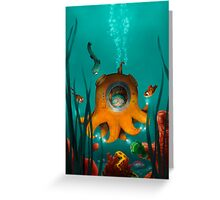 Underwater Greeting Card