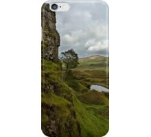 Castle Ewen and the Faerie Glen. iPhone Case/Skin