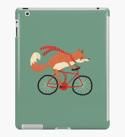 mr. fox iPad Case/Skin