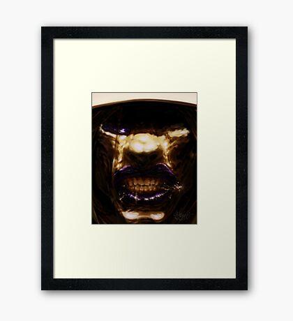 Fury!!! Framed Print