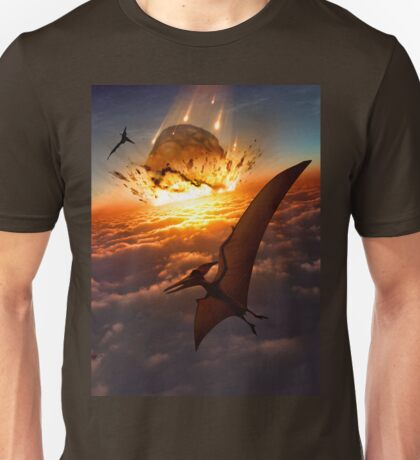 Pteranodon - End of an Era Unisex T-Shirt