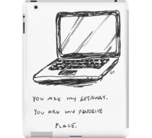 5 Seconds Of Summer Disconnected lyrics iPad Case/Skin