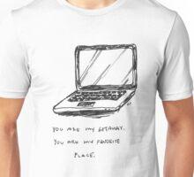 5 Seconds Of Summer Disconnected lyrics Unisex T-Shirt