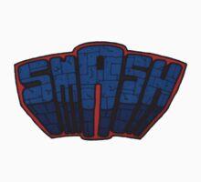 // SmAsh // Don't Stop Superheroes // Ashton // by Mishamigoss
