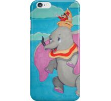 When I See an Elephant Fly iPhone Case/Skin