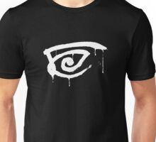All Hail Eye white Unisex T-Shirt