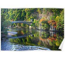 Craigellachie Bridge Poster
