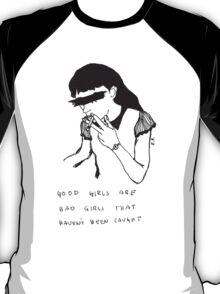 5 Seconds Of Summer Good Girls lyrics T-Shirt