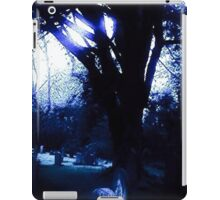 Graveyard Moonlight iPad Case/Skin