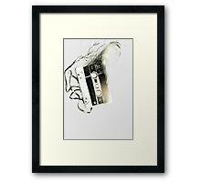 GwyntCassette Framed Print