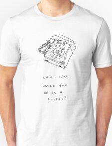 5 Seconds Of Summer Kiss Me Kiss Me lyrics Unisex T-Shirt