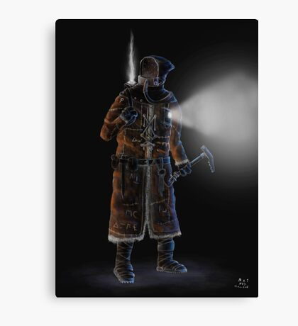 Guild of Travelers Canvas Print