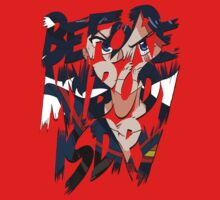 KILL LA KILL - BEFORE MY BODY IS DRY T-Shirt