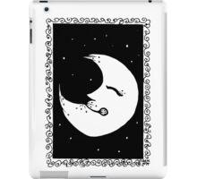 Inky Moon iPad Case/Skin