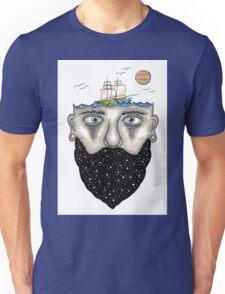 Sailor Beard Unisex T-Shirt