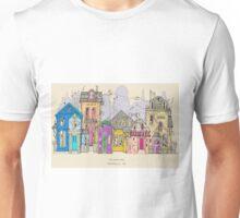 Allentown, Buffalo NY Unisex T-Shirt
