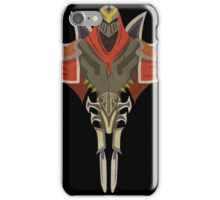 Zed Armor iPhone Case/Skin