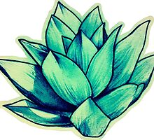 Lotus flower by tomdayart