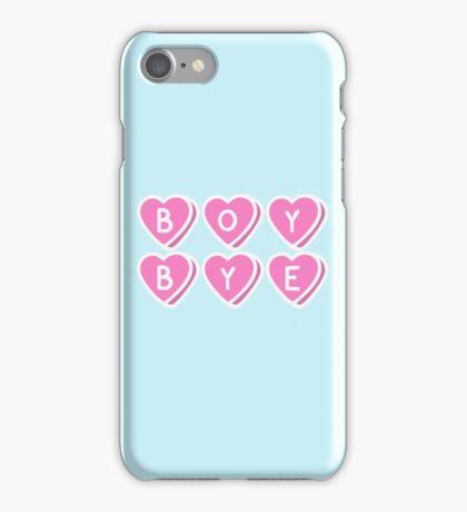 Beyonce Boy Bye Hearts iPhone Case/Skin