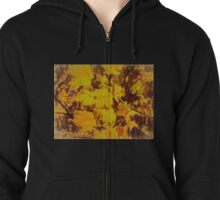 Front and Centre Stage  Zipped Hoodie