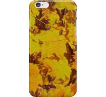 Front and Centre Stage  iPhone Case/Skin