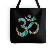 Ohm Om Aum Symbol Tote Bag