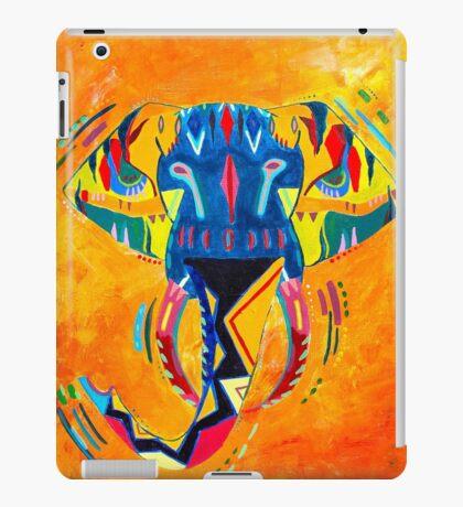 """Did This To Skip Sorority Rush Practice (Elephant) iPad Case/Skin"