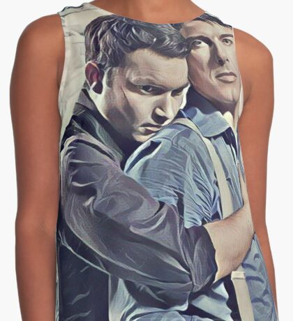 Little Ditty 'Bout Jack and Ianto Contrast Tank