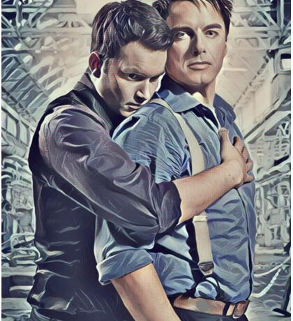 Little Ditty 'Bout Jack and Ianto Sticker