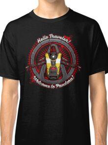 Borderlands - Claptrap art Classic T-Shirt