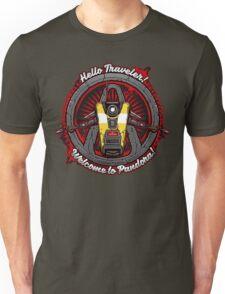 Borderlands - Claptrap art Unisex T-Shirt