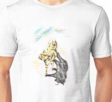 Another Cat following Unisex T-Shirt