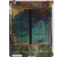 Through a Glass Darkly iPad Case/Skin