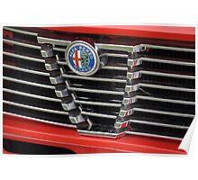 Alfa Romeo - Milano Poster
