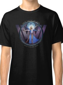 Westworld - Salvation Comes from Within Classic T-Shirt