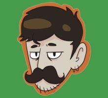 Geoff Sticker by intr0spection