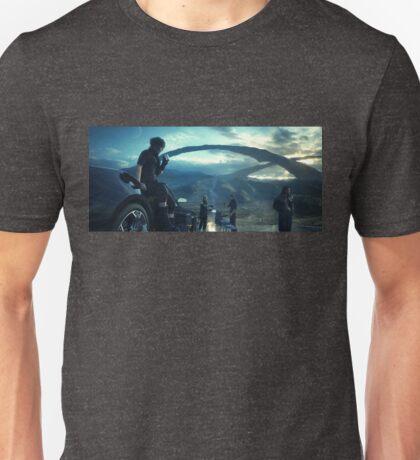 Final Fantasy XV (15)  Unisex T-Shirt