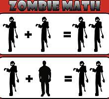 Zombie Math by BagChemistry