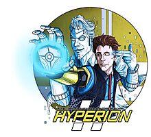 Hyperion scum Photographic Print