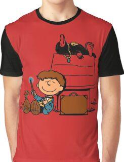 Fantastic Peanuts Graphic T-Shirt