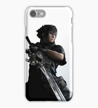 Final Fantasy XV Logo iPhone Case/Skin